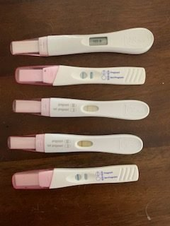 natural pregnancy after successful IVF