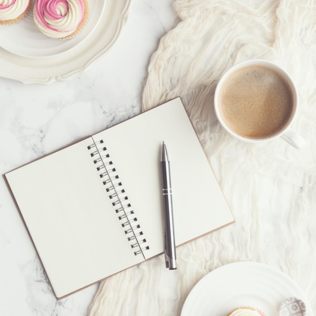 journaling prompts for new moms